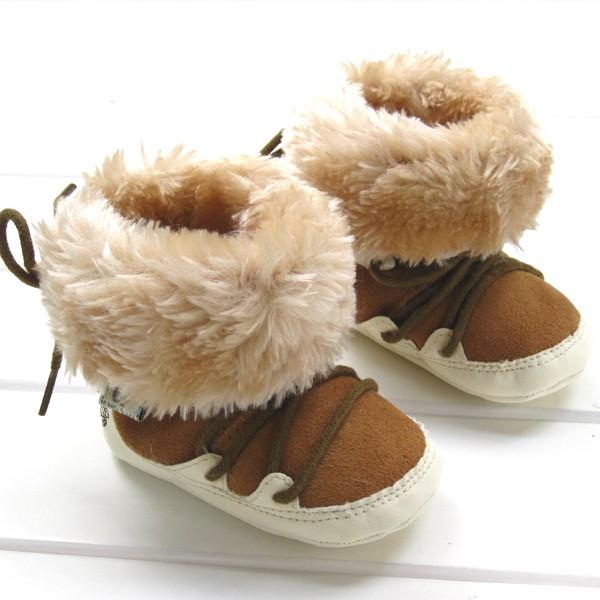 Нескользящая обувь для малышей. Красивый зимний дворянина моделей детская обувь детская обувь обувь малыша мягкие